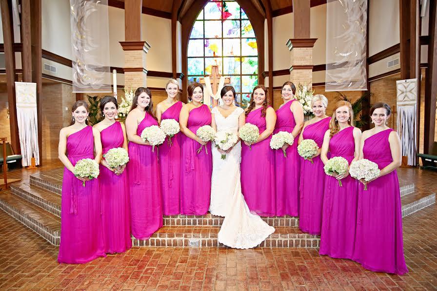 Our Bella Bridesmaids. | Bella Bridesmaids