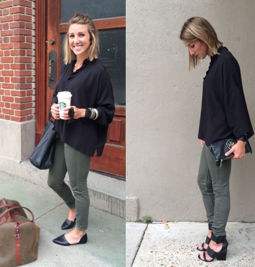 Bella Mobile Owner Mary Kendall's Transitional Travel Look from Day to Night