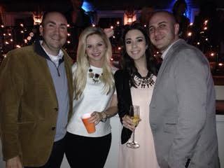 Meghan, Danielle, and their husbands