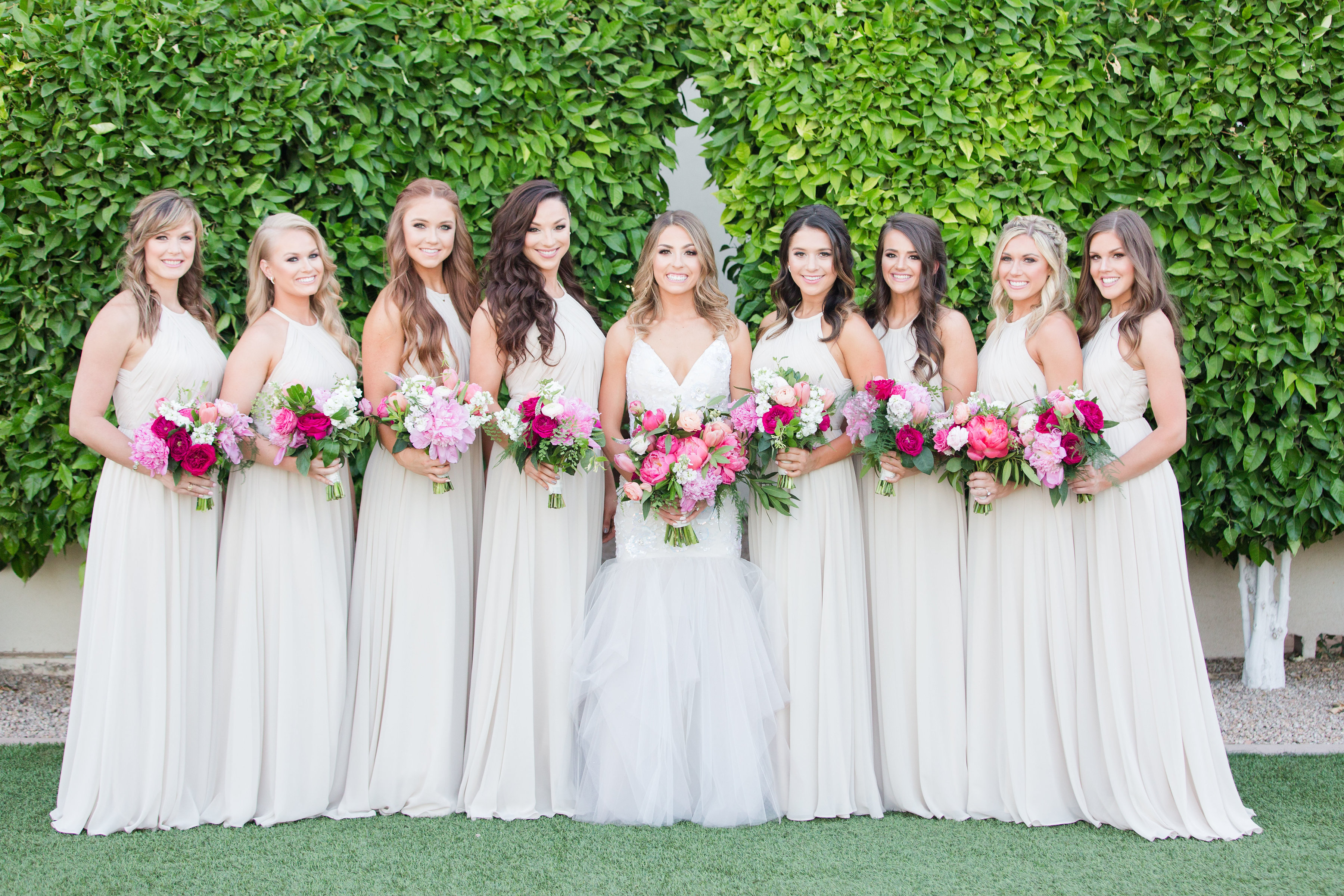 Welcome to bella bridesmaids real bella weddings ombrellifo Images