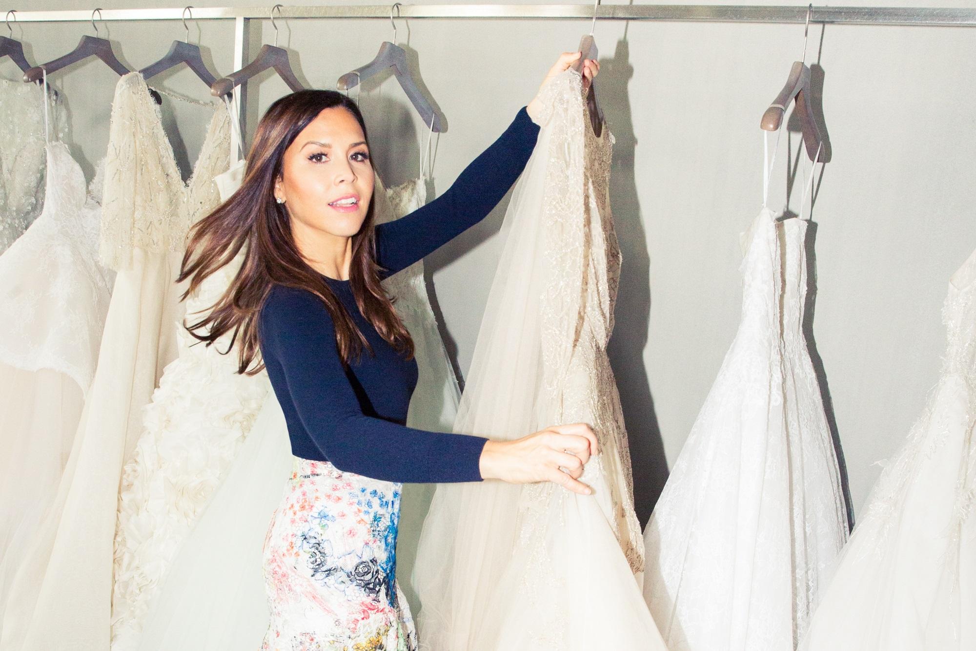 Meet the designer! Our Interview with Monique Lhuillier | Bella ...
