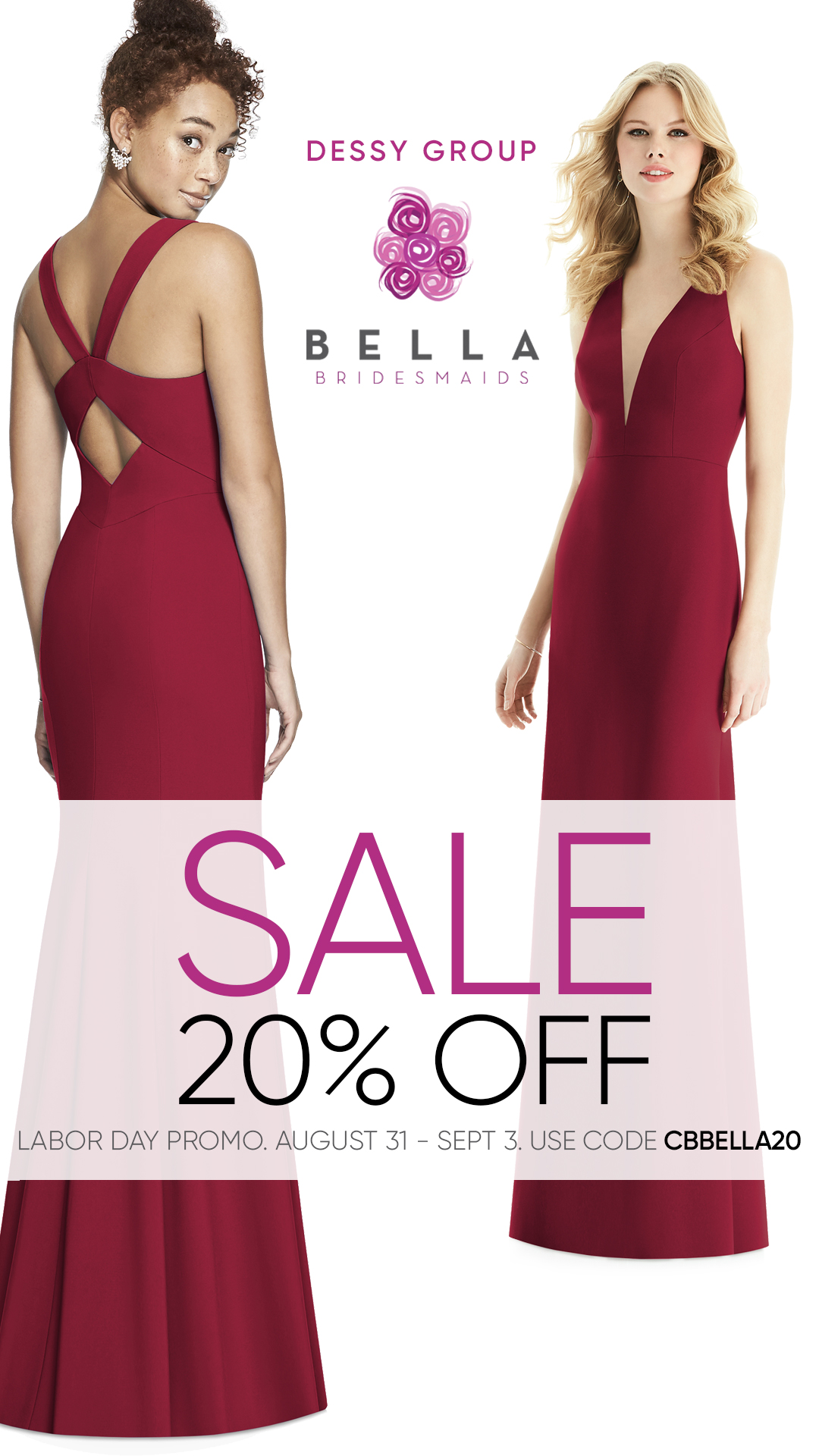 Welcome To Bella Bridesmaids