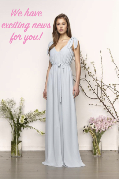 Welcome to Bella Bridesmaids!