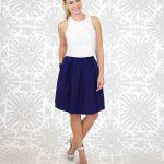 Dahlia Skirt Short