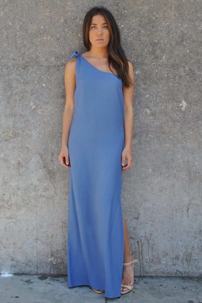 The One Shoulder Gown